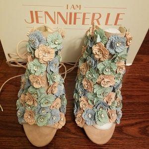 Jennifer Le Origami shoes